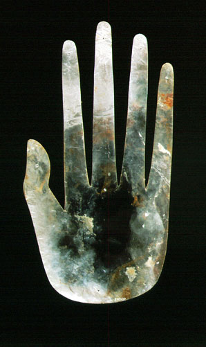 Hopewell Copper Artifacts