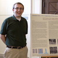 2013 REU Symposium Poster Presenter