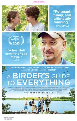 Science on Screen: A Birder's Guide to Everything, April 22, 2017