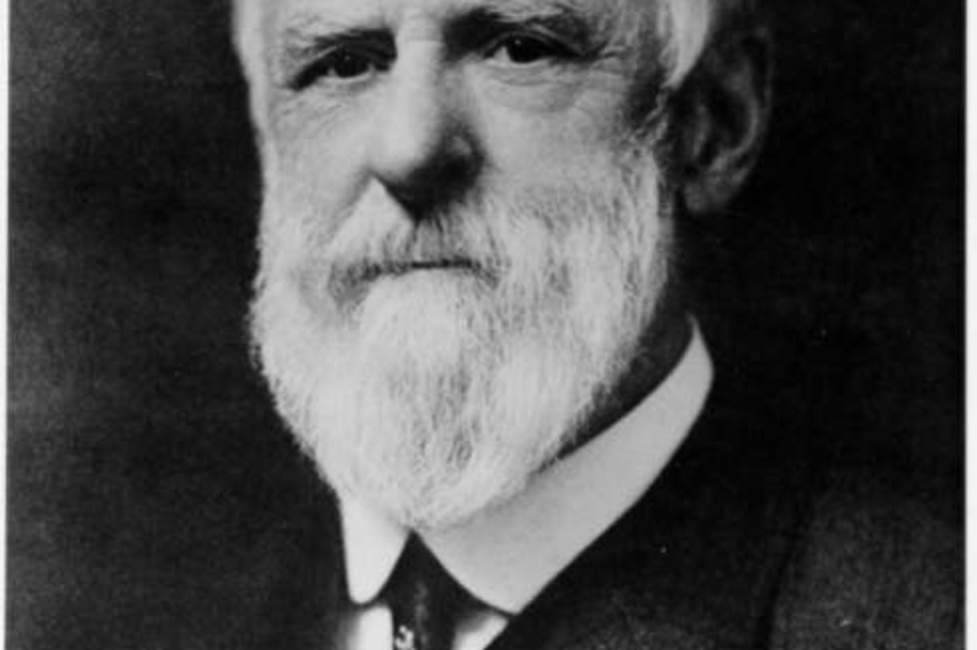 Portrait of Frederick Ward Putnam