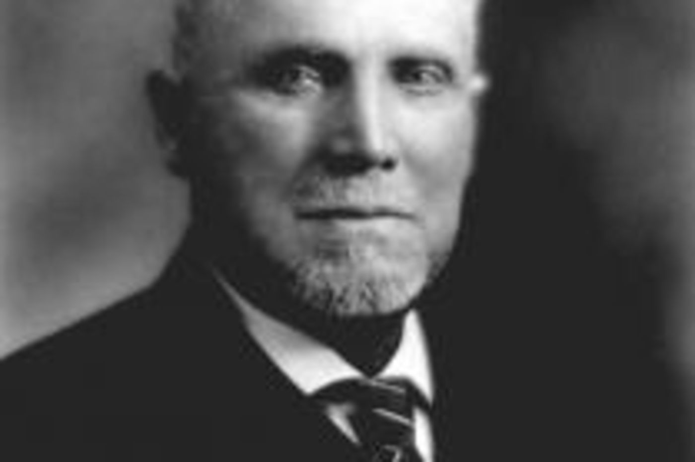 Portrait of Edward E. Ayer
